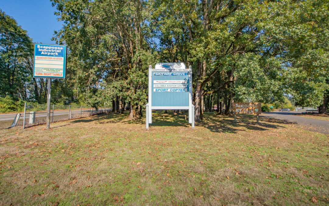 Scappoose Industrial Lands Program