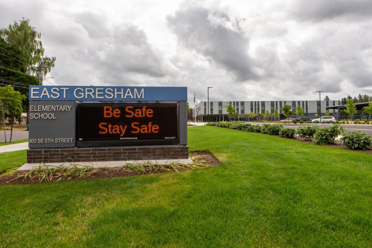 East Gresham Elementary