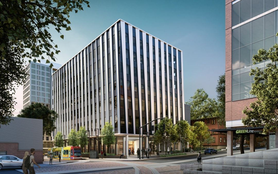 PSU 4th and Montgomery Building Approved