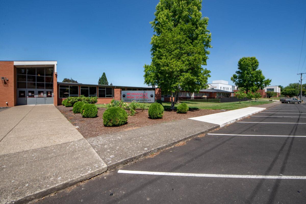 Mcminnville High School