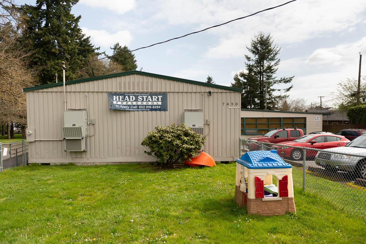 Applegate Headstart, Portland Public Schools, Winterbrook Planning project