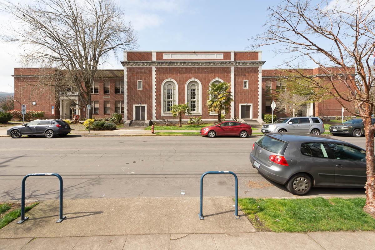 James John Elementary, Portland Public Schools, Winterbrook Planning project