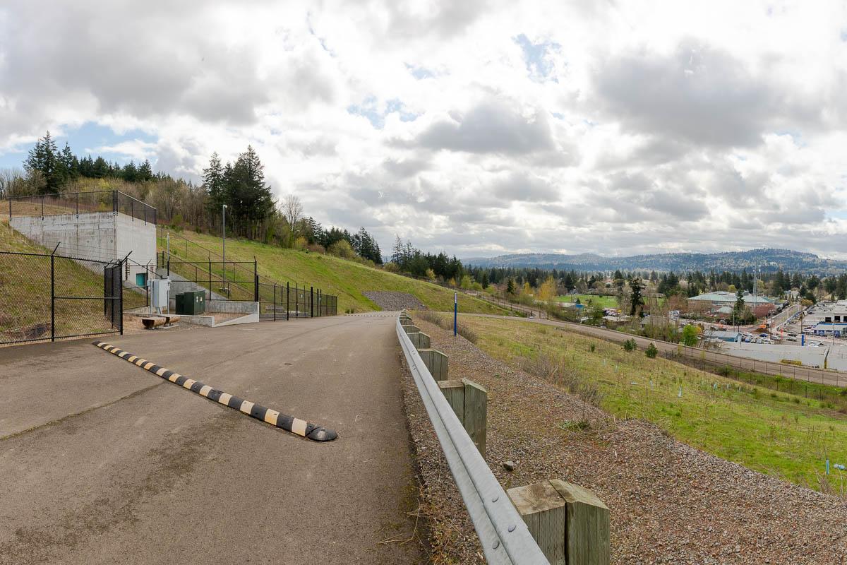 Kelly Butte Reservoir, Winterbrook Planning project for Portland Water Bureau