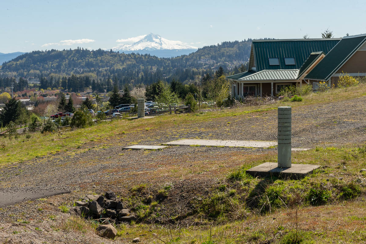 Powell Butte Reservoir, Winterbrook Planning project for Portland Water Bureau