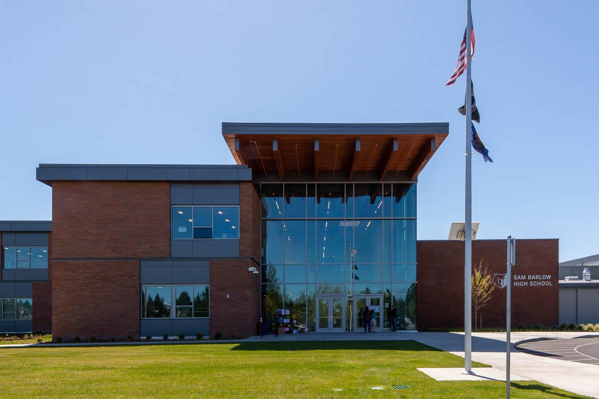 Sam Barlow High School