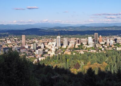 Multnomah County Drainage District Projects