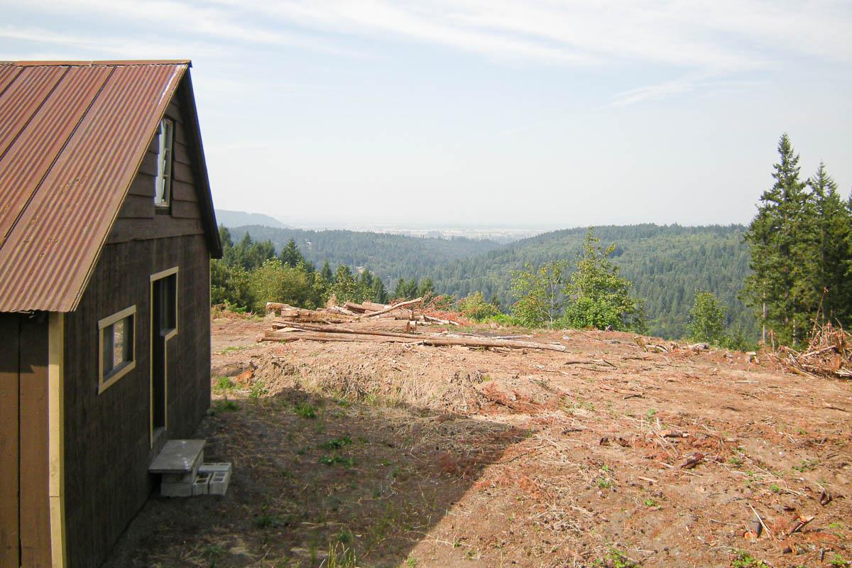 Skyline Forest Dwelling Winterbrook Planning